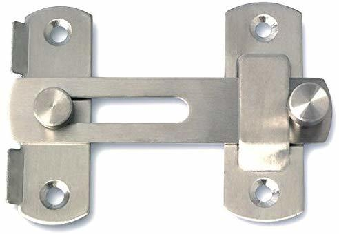 Alise MS9001 Stainless Steel Gate Latch