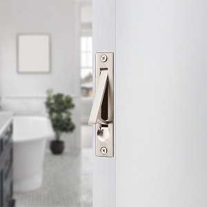 Baldwin Estate 0465.150 Pocket Door Narrow Pull