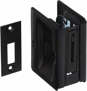 Deltana SDLA325U19 Privacy HD Pocket Door Locks