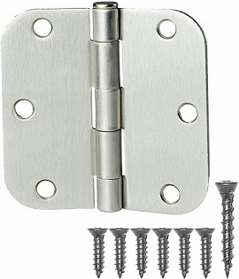 Ilyapa Radius Corners Door Hinges