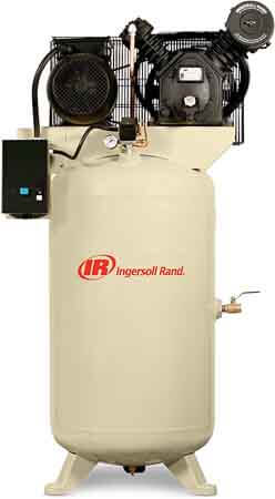 Two-Stage Air Compressor for Painting