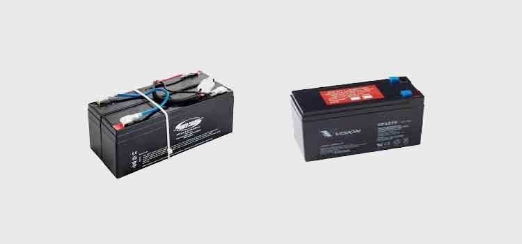 Gate Opener Battery