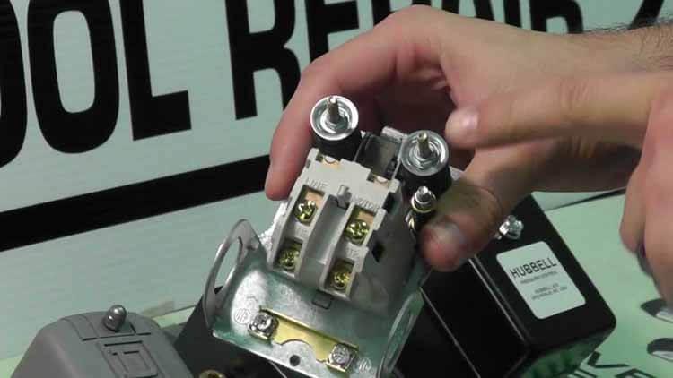 Air Compressor Pressure Switch Adjustment