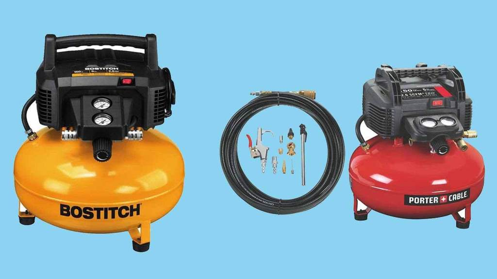 Best Pancake Air Compressor 2021