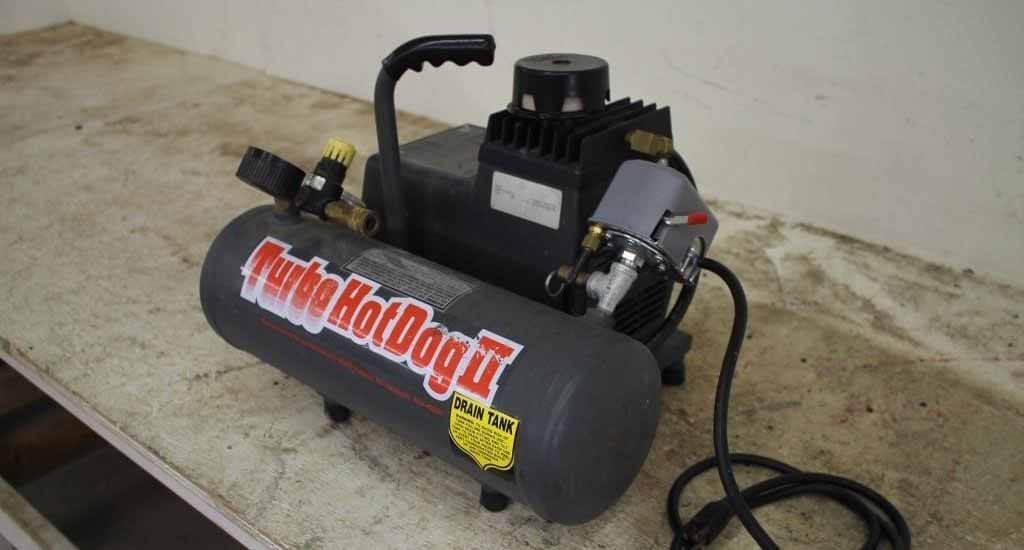 Hot Dog Compressor