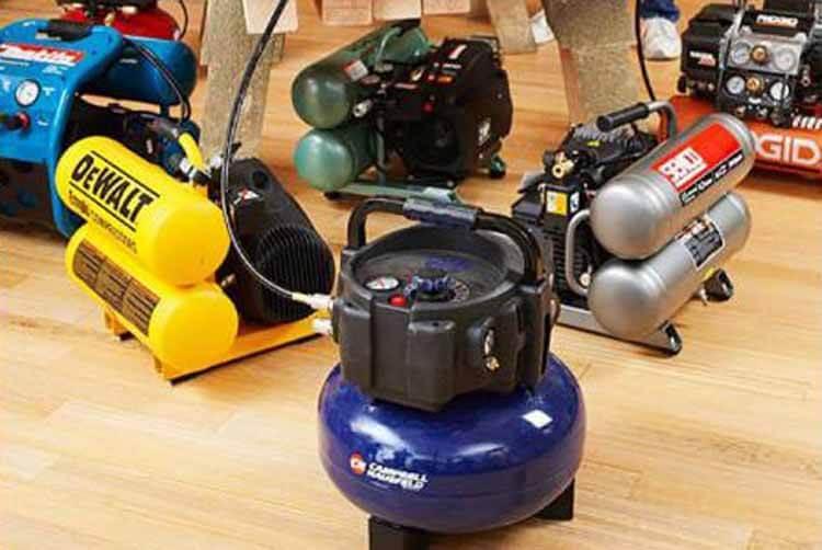 Best Portable Shop Air Compressor