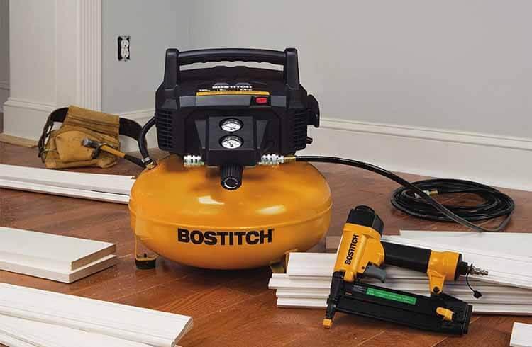 BOSTITCH BTFP3KIT Air Compressor Combo Kit