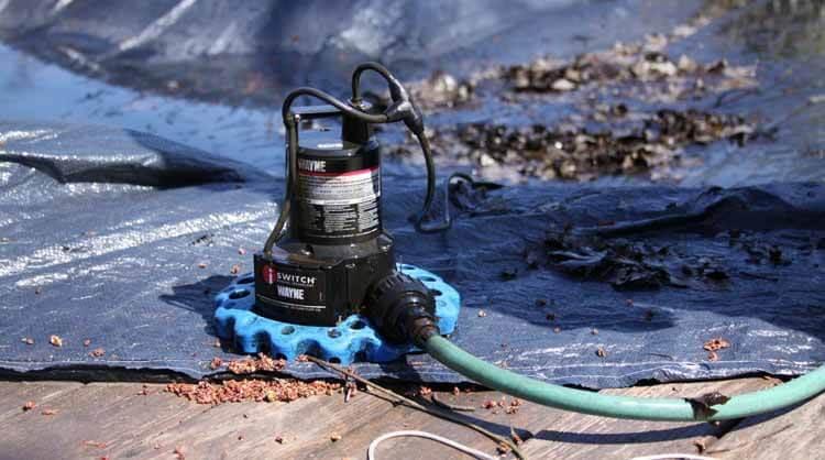 Wayne 57729-WYNP WAPC250 Pool Cover Pump